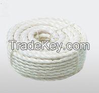bleaching sisal rope