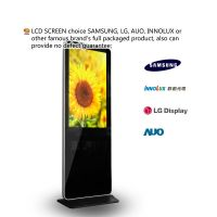 Information Kiosks with Promotion LCD Touch Screen
