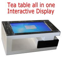 """WiFi Water-Proofed 32"""" 42"""" 46"""" Smart Multi Touch Screen Interactive Table"""