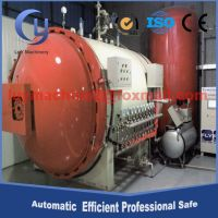 Full automatic composite autoclave for sale