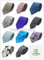 High Quantity Silk Printing Neckties From Grace Ant