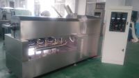 Reno Extrusion puff food machine corn snacks extruder twins screw extruder