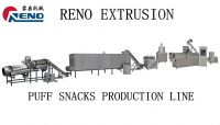 Reno Extrusion twins screw extruder snacks machinery