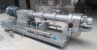 dog food machine twins screw extruder pet food production line