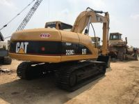 Used Caterpillar 320C Crawler Excavator