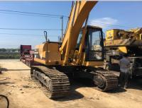 Used Caterpillar 320B Excavator