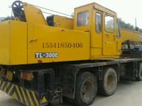 Used TADANO TL-300E 30tons Crane