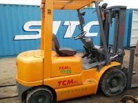 Used Best TCM  FD25T6 2.5ton forklift