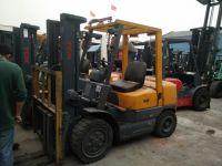 Used Best TCM  FD30Z5 3 ton forklifts