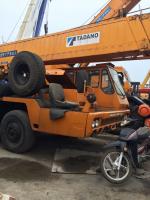 Used TADANO TG-500E 50tons Crane