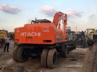 Used Hitachi EX160WD Excavator