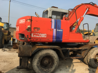 Used Hitachi EX100WD Excavator