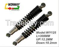 Ww-6202 Wy125 Rear Shock Absorber, Suspension, Fork