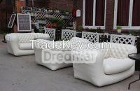 Inflatable beach sofa , giant advertising inflatable sofa