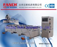 FC-PTP481   Woodworking Five Side Drilling Machining Center