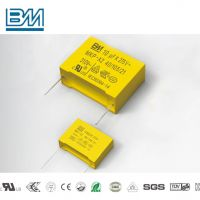 BM Safety Approvals Capacitors, Capacitive Divider Capacitor, MKP-X2, X2 capacitor