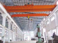5 ton workshop single girder overhead crane
