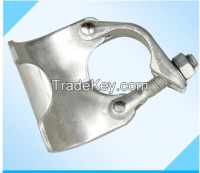ADTO drop forged single coupler scaffodling clamp/coupler for construc