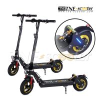 10-inch foldable 2-wheel electric standing scooter