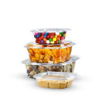 ClearPack® SafeSeal Containers
