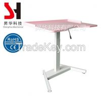 2-5 years warranty CE ROHS cheap height adjustable desk for children