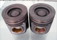 Pistons for engineering vehicles, cars, trucks, vans and other vehicles