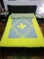 Handmade Designer's Cotton BedSheets (Bed sets)