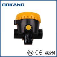 Cordless mining headlamp, Atex certified miners headlight, miners cap lamp manufacturer