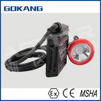 atex ce certification explosion proof miners light, rechargeable mining headlight