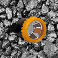 LED light source mining headlight, atex certified miner's cap lamp
