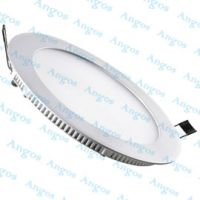 LED panel light downlight directly factory price aluminum 3W-18W CE UL 3 year warranty ship from Angos factory warehouse