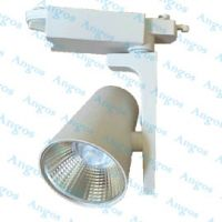 LED track spot light shop gallery factory price 10W-50W high CRI CE UL 3 year warranty ship from Angos factory warehouse