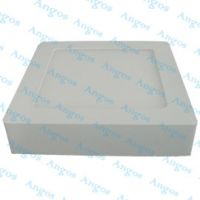 LED surface mounted panel ceiling light factory price aluminum 6W-24W CE UL 3 year warranty ship from Angos factory warehouse