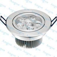 LED downlight directly factory price aluminum 3W-9W CE UL 3 year warranty ship from Angos factory warehouse