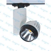 LED track spot light shop gallery factory price 10W-25W high CRI CE UL 3 year warranty ship from Angos factory warehouse