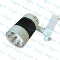 LED track spot light shop gallery factory price 10W-60W high CRI CE UL 3 year warranty ship from Angos factory warehouse