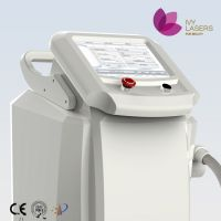 Painless 808nm laser hair removal treatment for full body