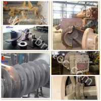 China used Germany technology vacuum extruder for clay brick making machine