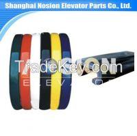 Escalator Handrail Belts Rubber Handrail for All Brands Different Colo