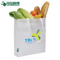 Eco Long Handle Shopper Bag Recycle Non woven Shoulder Bag
