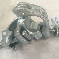 Drop Forged Double Coupler for Scaffolding System