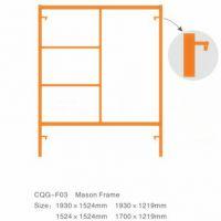 Frame Scaffolding Mason Frame