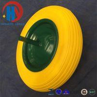 Rubber/PU Foam Wheel Tire