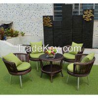 Garden lesuire coffee furniture set