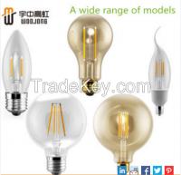 LED Filament bulb patent from Epistar led decorative bulb A60