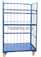 Wire Roll Container