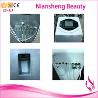 water oxygen jet facial machines for skin antiallergic/tightening/whitening