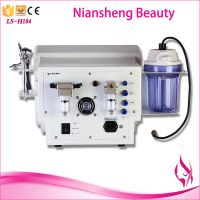 Face spa skin dermabrasion machine water dermabrasion