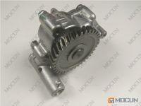 6D34 oil pump ME014230 for excavator parts