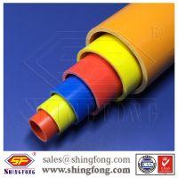 decorative Electrical pvc conduit pipe